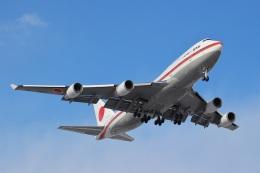 タンちゃんさんが、千歳基地で撮影した航空自衛隊 747-47Cの航空フォト(写真)