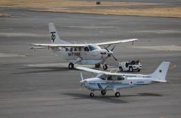 だいまる。さんが、岡南飛行場で撮影したスカイトレック Kodiak 100の航空フォト(写真)