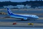 Mochi7D2さんが、成田国際空港で撮影したANAウイングス 737-5L9の航空フォト(写真)