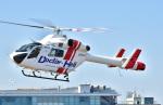 Soraya_Projectさんが、東京ヘリポートで撮影した朝日航洋 MD-900 Explorerの航空フォト(写真)