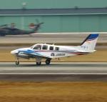 ザキヤマさんが、熊本空港で撮影した崇城大学 G58 Baronの航空フォト(写真)