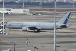 シュウさんが、羽田空港で撮影したチリ空軍 767-3Y0/ERの航空フォト(写真)