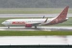 Ariesさんが、シンガポール・チャンギ国際空港で撮影したマリンド・エア 737-8GPの航空フォト(写真)
