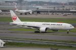 OMAさんが、羽田空港で撮影した日本航空 777-246/ERの航空フォト(写真)