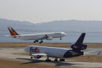 hiroki-JA8674さんが、関西国際空港で撮影したフェデックス・エクスプレス MD-11Fの航空フォト(写真)