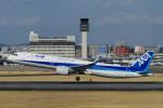 木津橋さんが、伊丹空港で撮影した全日空 A321-272Nの航空フォト(写真)
