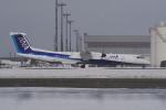 yabyanさんが、新千歳空港で撮影したANAウイングス DHC-8-402Q Dash 8の航空フォト(飛行機 写真・画像)