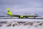 yabyanさんが、新千歳空港で撮影したジンエアー 737-86Nの航空フォト(写真)