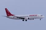 yabyanさんが、新千歳空港で撮影したイースター航空 737-86Nの航空フォト(飛行機 写真・画像)
