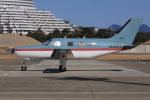 korosukeさんが、南紀白浜空港で撮影した日本個人所有 PA-46-310P Malibuの航空フォト(写真)