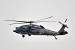 鈴鹿@風さんが、名古屋飛行場で撮影した航空自衛隊 UH-60Jの航空フォト(写真)