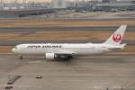 krozさんが、羽田空港で撮影した日本航空 767-346/ERの航空フォト(写真)