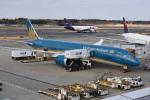 Cスマイルさんが、成田国際空港で撮影したベトナム航空 787-9の航空フォト(写真)