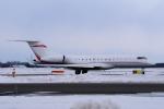yabyanさんが、新千歳空港で撮影したプライベートエア BD-700-1A10 Global 6000の航空フォト(写真)
