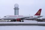 yabyanさんが、新千歳空港で撮影した吉祥航空 A320-214の航空フォト(飛行機 写真・画像)