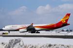 yabyanさんが、新千歳空港で撮影した香港航空 A330-343Xの航空フォト(飛行機 写真・画像)