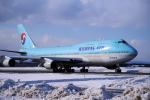 yabyanさんが、新千歳空港で撮影した大韓航空 747-4B5の航空フォト(飛行機 写真・画像)