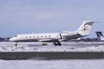 yabyanさんが、新千歳空港で撮影した不明 G500/G550 (G-V)の航空フォト(飛行機 写真・画像)