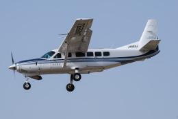 Takeshi90ssさんが、調布飛行場で撮影した共立航空撮影 208A Caravan 675の航空フォト(写真)