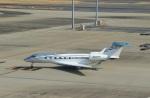 Espace77さんが、羽田空港で撮影したガルフストリーム・エアロスペース G650 (G-VI)の航空フォト(写真)