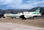yuenronさんが、啓徳空港で撮影したキャセイパシフィック航空 L-1011-385-1 TriStar 1の航空フォト(写真)