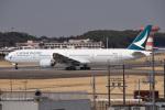Cスマイルさんが、成田国際空港で撮影したキャセイパシフィック航空 777-367の航空フォト(写真)