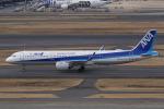 HEATHROWさんが、羽田空港で撮影した全日空 A321-272Nの航空フォト(写真)