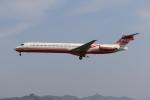 ぽんさんが、高知空港で撮影した遠東航空 MD-83 (DC-9-83)の航空フォト(写真)