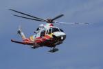 julyさんが、鳥取空港で撮影した鳥取県消防防災航空隊 AW139の航空フォト(写真)