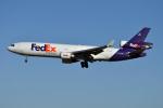 harahara555さんが、成田国際空港で撮影したフェデックス・エクスプレス MD-11Fの航空フォト(写真)