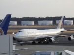 kayさんが、成田国際空港で撮影したユナイテッド航空 747-422の航空フォト(写真)