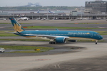 OMAさんが、羽田空港で撮影したベトナム航空 A350-941XWBの航空フォト(写真)