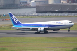 OMAさんが、羽田空港で撮影した全日空 767-381の航空フォト(写真)