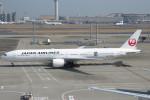SFJ_capさんが、羽田空港で撮影した日本航空 777-346/ERの航空フォト(写真)