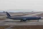 hiroki-JA8674さんが、関西国際空港で撮影したキャセイパシフィック航空 777-367/ERの航空フォト(飛行機 写真・画像)