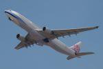 木人さんが、成田国際空港で撮影したチャイナエアライン A330-302の航空フォト(写真)