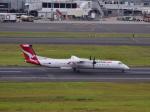 skymon14さんが、シドニー国際空港で撮影したサンステート・エアラインズ DHC-8-402Q Dash 8の航空フォト(写真)