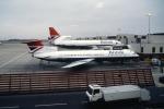 yuenronさんが、ロンドン・ヒースロー空港で撮影したブリティッシュ・エアウェイズ Trident 3Bの航空フォト(写真)