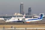 OS52さんが、成田国際空港で撮影したANAウイングス DHC-8-402Q Dash 8の航空フォト(写真)