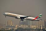ドバイ国際空港 - Dubai International Airport [DXB/OMDB]で撮影されたエミレーツ航空 - Emirates [EK/UAE]の航空機写真