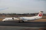 ハピネスさんが、伊丹空港で撮影した日本エアコミューター DHC-8-402Q Dash 8の航空フォト(写真)