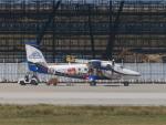 職業旅人さんが、那覇空港で撮影した第一航空 DHC-6-400 Twin Otterの航空フォト(写真)