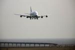 planetさんが、中部国際空港で撮影したボーイング 747-4J6(LCF) Dreamlifterの航空フォト(写真)