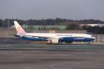 utarou on NRTさんが、成田国際空港で撮影したチャイナエアライン 777-309/ERの航空フォト(写真)