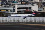 T.Sazenさんが、伊丹空港で撮影したアイベックスエアラインズ CL-600-2C10 Regional Jet CRJ-702の航空フォト(写真)