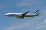 ポン太さんが、成田国際空港で撮影したエアプサン A321-231の航空フォト(写真)