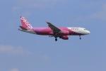 yoshi_350さんが、成田国際空港で撮影したピーチの航空フォト(写真)