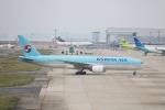kix大好きカズチャマンさんが、関西国際空港で撮影した大韓航空 777-2B5/ERの航空フォト(写真)