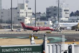 Gulf650Erさんが、成田国際空港で撮影したスパークル・ロール・ジェット EMB-135BJ Legacy 650の航空フォト(飛行機 写真・画像)