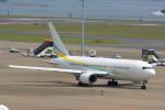 banshee02さんが、羽田空港で撮影したコムルックス・アルバ 767-2DX/ERの航空フォト(写真)